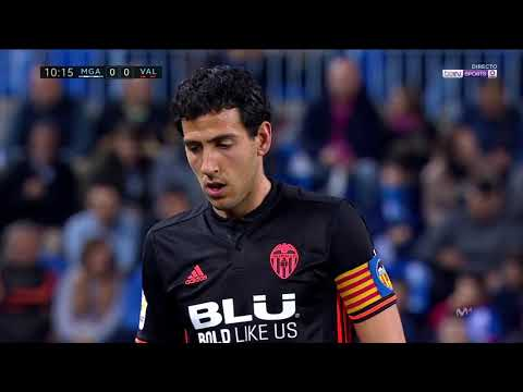 Malaga vs. Valencia (17/02/2018) LA LIGA - HD Full Match