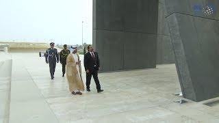 سعد الحريري يزور واحة الكرامة
