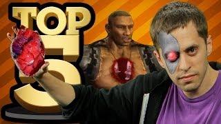 TOP 5 VIDEO GAME CYBORGS