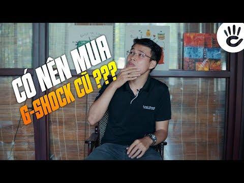 Có Nên Mua Đồng Hồ G-Shock Cũ Để Sử Dụng Hay Không?