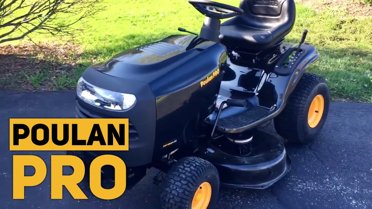 Poulan Pro 960420183 Briggs And Stratton 155 Hp Pedal Control Riding Lawn Mower Wiring Diagram Automatic Drive 42