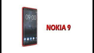 Nokia 9 - Android Oreo - RAM 4GB