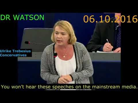 EU MIGRANT CRISIS - MERKEL & SOROS PLAN EXPOSED -   MEPs KEPT IN DARK #NotOnMSM