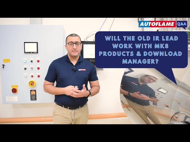 Q&A | Will the old IR lead work with Mk8 products & download manager?