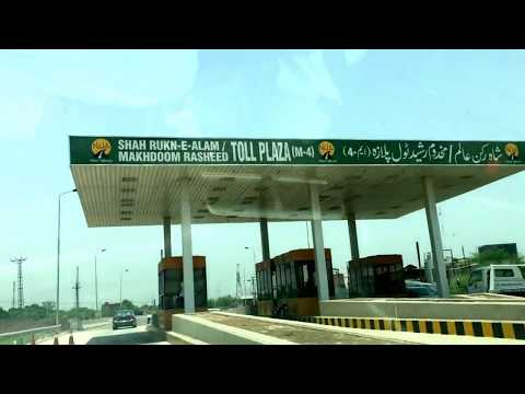 Motorways Pakistan M4-Multan To Faisalabad
