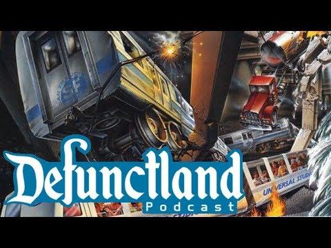 Defunctland Podcast Ep. 2: Secrets of a Universal Studios Crew Member