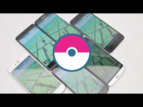 Pokemon Go Battery Test: iPhone 6S Plus v Galaxy S7 Edge v HTC 10 v LG G5 v Nexus 6P v OnePlus 3