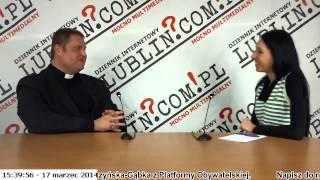 niezaleznylublin.pl: Kościół Katolicki a Prawosławie. Rozmowa z ks. Krzysztofem Grzesiakiem