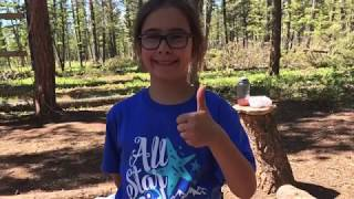 Montana Student Ministries 2018 Girls Mountain Adventure