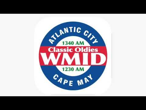 WMID 1340 Atlantic City - Jackson T Chase - Summer 1973 - Radio Aircheck