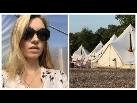 Glamping at Soho Farmhouse | A Model Recommends