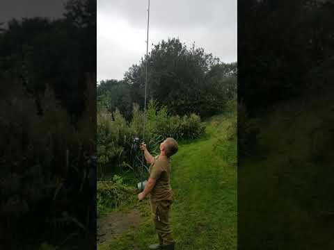 Carp Fishing Izaak Walton With Aston