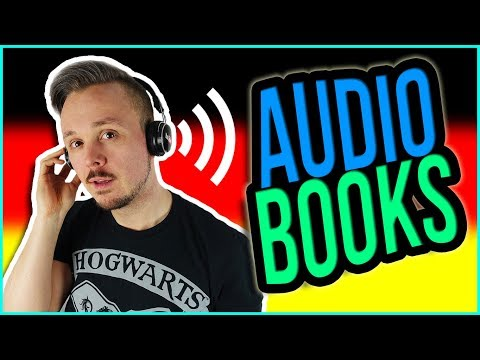 Learn German With My Top 10 AudioBooks/Plays List 🔊 Get Germanized