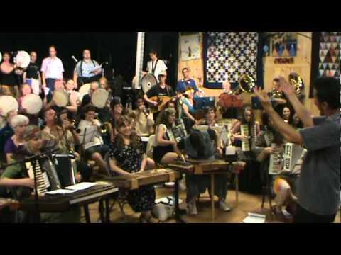 American Albanian Student Ensemble East Coast Balkan Camp 2011