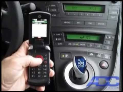 2010 Toyota Prius Converse Bluetooth Youtube