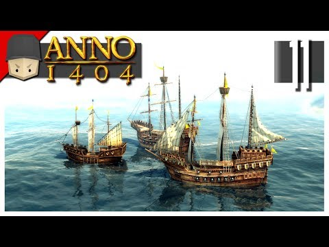 Anno 1404 Venice - Ep.11 : The Warships!