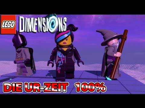 Lego Dimensions Die Ur-Zeit 100% | Alle Minikits - Let´s Play Lego Dimensions