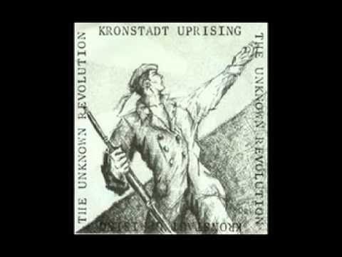 Kronstadt Uprising - The Unknown Revolution EP (1983)