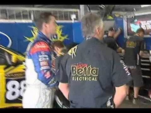 Interview with Craig Lowndes in 2005 after joining Triple 8 Racing