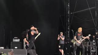 Bad wolves - 'zombie' (the cranberries ...