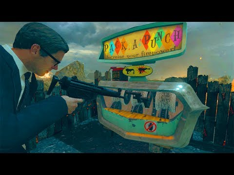 NUKETOWN ZOMBIES: ALL GUNS PACK A PUNCHED. FINALLY.