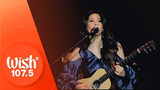 "Janine Teñoso performs ""Di Na Muli"" LIVE on Wish 107.5"