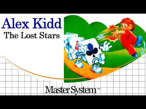 Alex Kidd: The Lost Stars [Master System]