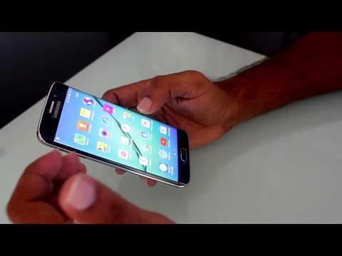 Samsung Galaxy S6 Edge Review (Sinhala) Galaxy S6 Edge ගැනසිංහලෙනදැනගන්න !!