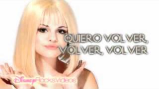 Selena Gomez & The Scene - As A Blonde (letra español)