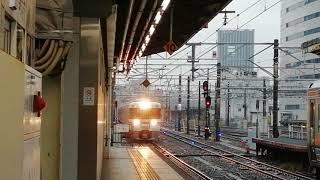 313系Y46➕Y15編成回送列車名古屋6番線到着