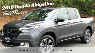 2019 Honda Ridgeline Full Review