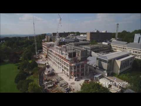 The University of Bath - A Tour of Buildings and Facilities