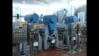Frantoio Sicilia 4 V2 oleificio impianto continuo:  lavorazione olio extra vergine d'oliva Thumbnail