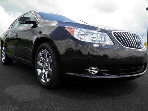 2013 buick lacrosse premium carbon black navigation for sale wilson county motors youtube. Black Bedroom Furniture Sets. Home Design Ideas