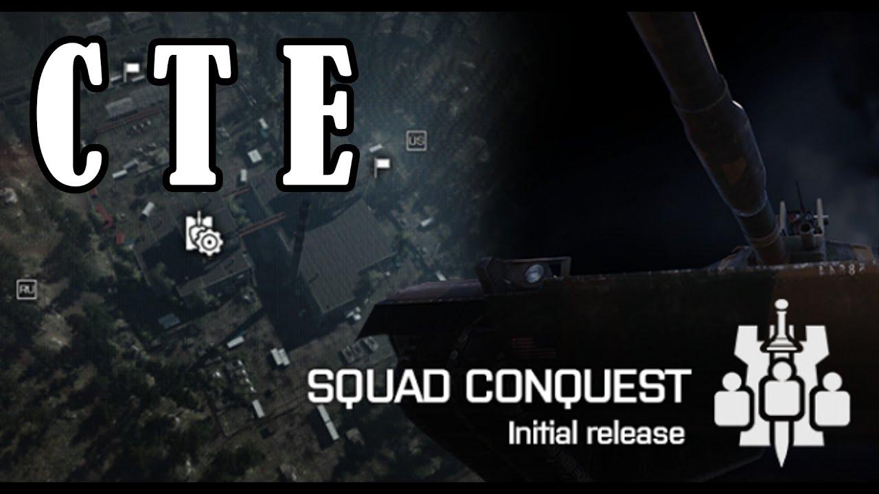 Jak grać  Battlefield 4: Nowy tryb, CTE