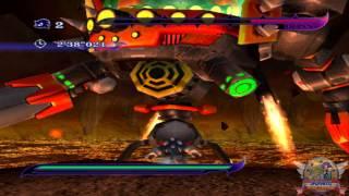 Sonic Unleashed (PS2) | Boss Battle: Egg Dragoon