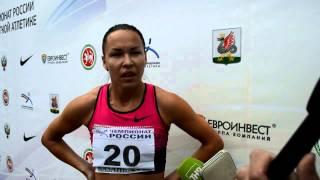 Елизавета Савлинис, Чемпионат России 2014
