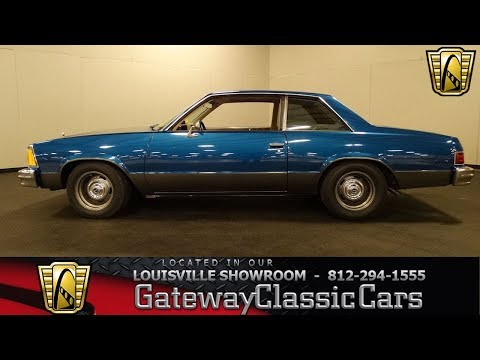 1978 Chevrolet Malibu - Louisville - Stock #1718