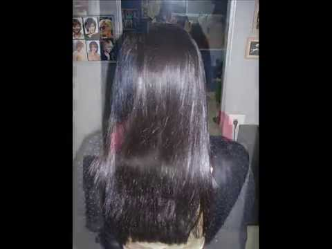 indian long silky straight hair  youtube
