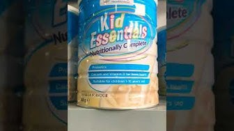 Sữa Kid Essentials Nestle Cho Bé Biếng Ăn (Mẫu Mới 2017)