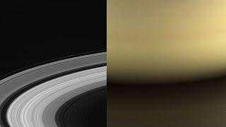 Cassini S Last Images From Saturn