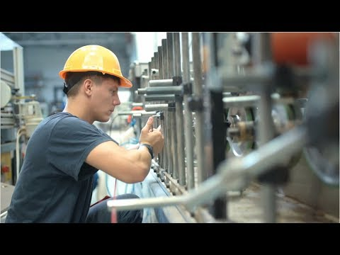 Millwrights, Industrial Machinery Mechanics And Maintenance Workers Career Video
