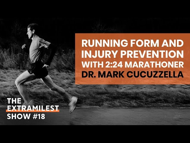 Dr. Mark Cucuzzella on MAF HR Training, Running Form and Injury Prevention