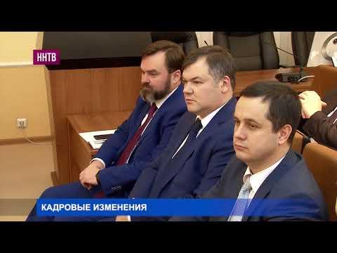 В правительстве Нижегородской области сегодня произошли сразу две отставки