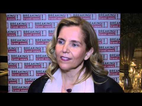 Alexandra Papaioannou, Director of Sales & Marketing, Athenaeum InterContinental Athens