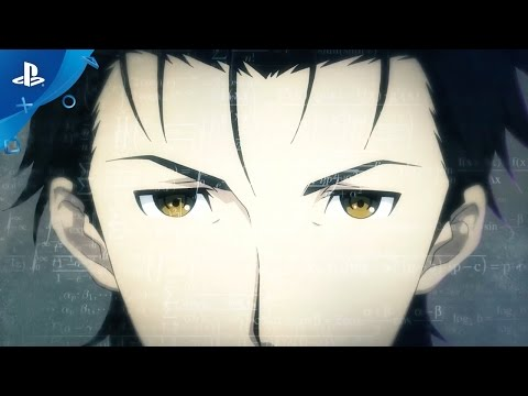 Steins;Gate 0 - Official Trailer | PS4, PS Vita