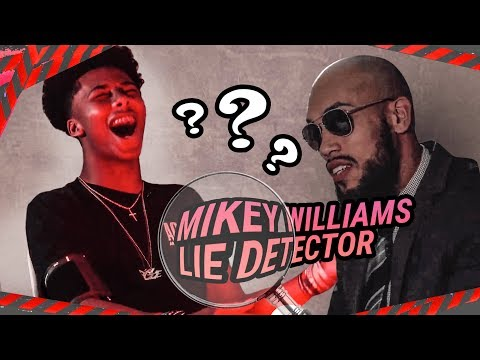 MIKEY WILLIAMS IS A LIAR!!! Says Hes Been Windmilling Since 6th GRADE And Spills On LeBron & Zion!