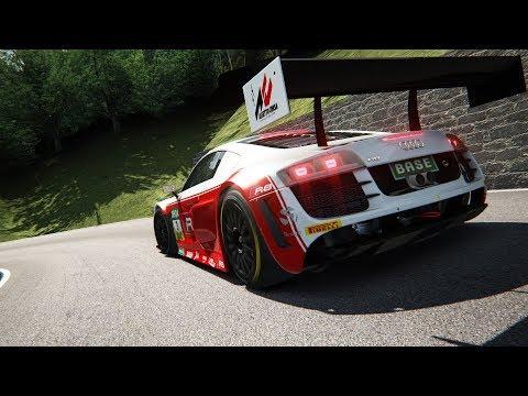 Audi R8 2016 LMS - Imola
