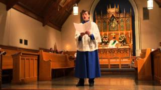 "J. Eric Roper sings ""Let us now Praise Famous Men"" by R. Vaughan Williams"