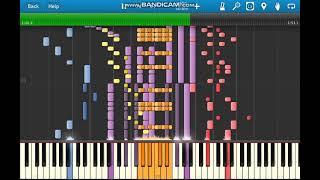 【ピアノ】ルービックキューブ